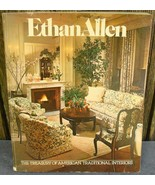 Ethan Allen Treasury Furniture Interiors Catalog 80th Ed 1979 Great Refe... - $24.99