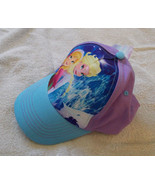 Disney Frozen Anna & Elsa Girls' Baseball Cap  ... - $15.79
