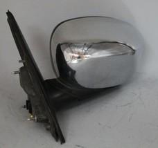 05 06 07 08 Chrysler 300 Left Chrome Folding Driver Side Power Door Mirror Oem - $79.19