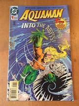 AQUAMAN #1 (AUG 1994) NM DC COMICS - FIRST ISSUE!! - $8.76