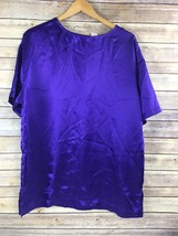 Vtg Victorias Secret Sleepshirt S Small Gold Label Pajama Nightgown PJs ... - $3.72