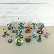 Lot Of (15) Skylanders Figures Activision Swap-Forces And More Tested Working - $14.97