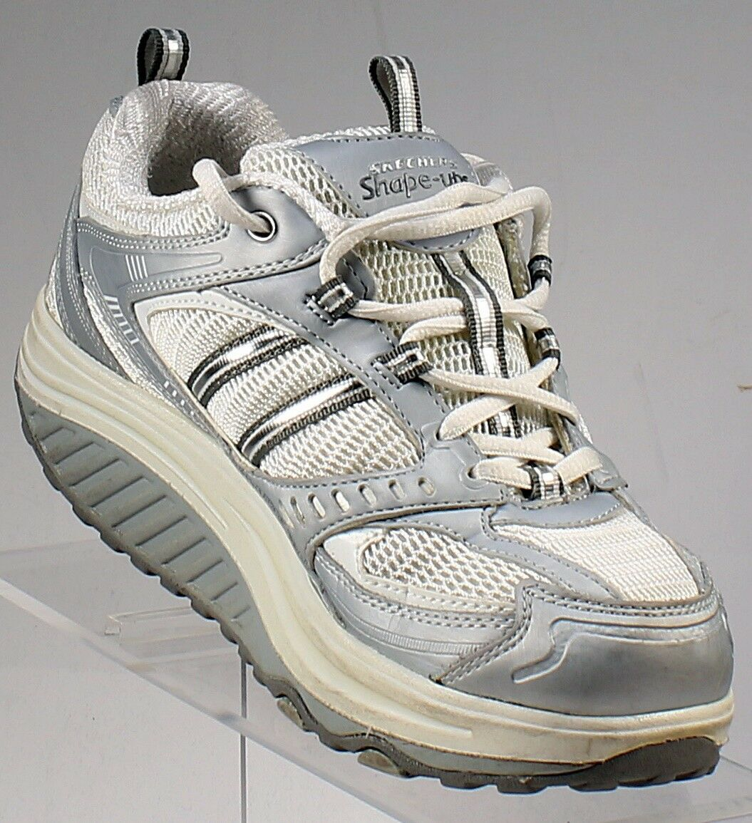 Skechers Shape Ups 11814 Women Rocker Toning Sneaker Shoe 7.5 training athletic image 3