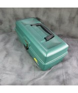 Brand New PLANO One Tray Green Tackle Box - $17.75