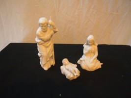 Vintage Avon Nativity Collectibles Porcelain Figurines 9 Pcs. in Original Box AB - $34.95