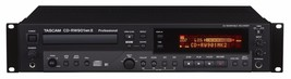 Tascam - CD-RW901MKII - Professional CD Recorder/Player - $445.49
