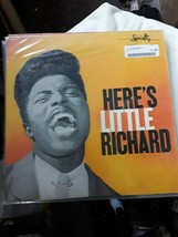 Here's Little Richard LP Vinyl Record Specialty  SP 2100 Original G+/G+ - £8.41 GBP