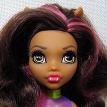 Monster High CLAWDEEN WOLF - EMOJI - Dressed Doll - $12.50