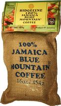 Organico Jamaica Blue Mountain Coffee Chicchi Interi 2 lb Speciale $$$ - $99.74