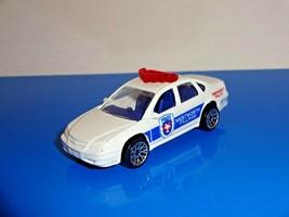 Matchbox 1 Loose Vehicle Chevrolet Impala White Police Westworth Village - $2.50