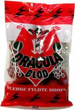 30 Beutel Dracula Blod 65 g harte Süßigkeiten mit Salmiakki-Geschmack - $38.92