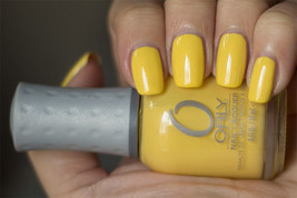 NEW ORLY Nail Polish Color Spark Yellow .6 oz. 18 ml (MSRP $10) SOLD OUT - $4.99