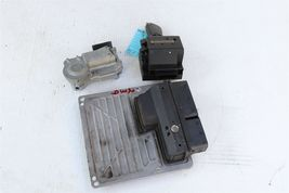 05 Mercedes C230 Kompressor ECU Engine Computer EIS Ignition FOB ISL A2711539379 image 6