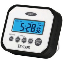 Taylor(R) Precision Products 5863 Splash N Drop Timer - $33.29