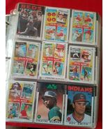 Topps 1985 Baseball Cards Set of 775+ Cards with Binder - $1,012.00