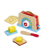 Melissa and Doug Bread and Butter Toast Play Set 9344 - $12.61
