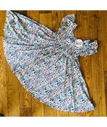 NWT Dot Dot Smile Twirly Summer dress Girls Empire Floral Colorful Girl... - $23.26+