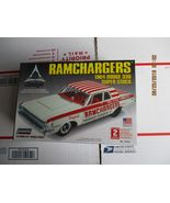 Lindberg Dodge Ramchargers 1964 Dodge 330 SS 1/25 scale - $24.99