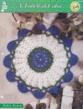 Picket Fences, House of White Birches Crochet Doily Pattern Leaflet 109163 - $1.95