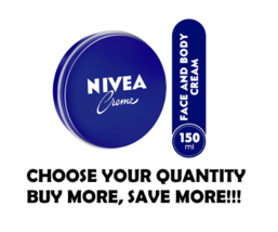 Nivea Crema pelle Mano Idratante in Metallo Latta 59ml, 60 ML - $7.15+