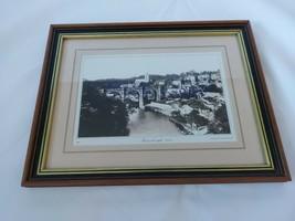 Vintage Framed Photograph Knaresborough 1906 Francis Frith Collection Wi... - $6.84