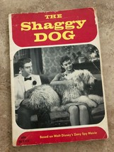 1974 The SHAGGY DOG Walt Disney Paperback - 4th Printing softcover - $7.11