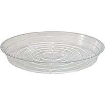 YOUniversal Products Saucers Clear Plant - 10 Pack Of Excellent For Indo... - $18.76