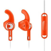 Philips SHQ1305OR/27 ActionFit Sports Headphones with Mic (Orange) ORIGI... - $15.83