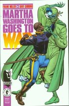 Martha Washington Goes To War #2 Harmony ( June 94) [Comic] Frank Miller and Dav - $5.79