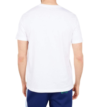 Men's Psycho Bunny Short Sleeve Haley Graphic Tee Skull Logo White T-Shirt image 6