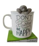 FRED Two For Tea Slow Brew Tea Infuser Mug Coffee Tea Gift Set Infuser S... - $12.42