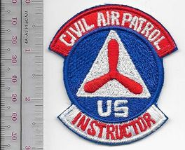 Us Civil Air Patrol Cap Us Air Force Usaf Auxilliary Cap National Instructor Usa - $9.99