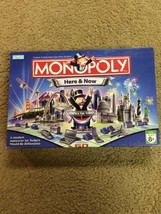 Monopoly Here And Now!!! - $15.00