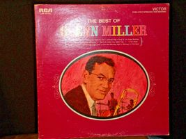 Glenn Miller Orchestra and The Best of Glenn Miller AA-191754 Vintage Collectib image 3