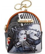 Maxine Deny Comfort Zone keychain Cute Designer Mini Backpack Keychains ... - $16.99