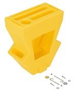 Vestil Yellow Economical Pallet Truck Caddy - $83.30