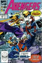The Avengers #316 [Comic] [Jan 01, 1990] John Byrne; Paul Ryan and Marvel Comics - $13.02