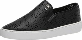MICHAEL Michael Kors Kane Perforated Slip-On Sneakers Size 7 - $98.99