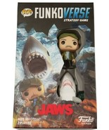 Funkoverse: Jaws 100 2-Pack Strategy Board Game, Expandalone NEW - $21.88