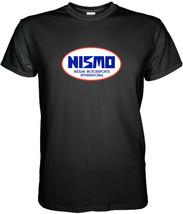 Vintage Nissan Nismo Men's Black T-Shirt Size S M L XL 2XL 3XL - $14.90+