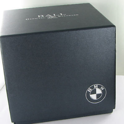 Ball for BMW Classic Watch NM3010D-SCJ-BE Blue Dial Auto Steel NWT $3699