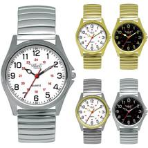 Milano Expression Women Metal Bracelet Dress Watch Quartz Wristwatch Fashion - $22.03