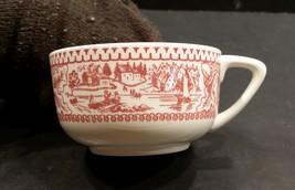 Vintage Royal Memory Lane Pink Cup  - $3.99