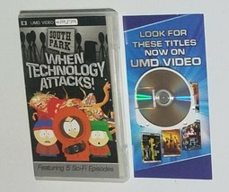 South Park - When Technology Attacks [UMD for PSP] by Comedy Central - $17.80