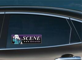 Scene Trend Setters Slap Bumper Window Vinyl Decal Anime JDM G35 RX8 Lancer CRX - $3.99+