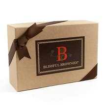 Blissful Brownies in Gift Box - Brown Sugar (15 ounce) - $24.99