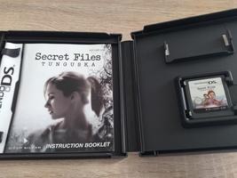 Nintendo DS~PAL REGION Secret Files: Tungsuka image 2