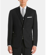 Ralph Lauren BLACK UltraFlex Classic-Fit Wool Jacket, US 44R - $83.16