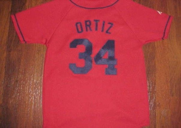 official photos b086d 5b6d9 David Ortiz 34 Boston Red Sox MLB AL East and 28 similar items