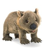 Folkmanis Wombat Hand Puppet, One Size, Multicolor - $39.59